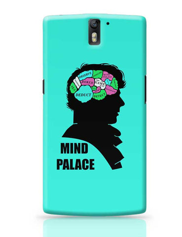 Mind Palace Illustration | Sherlock Holmes OnePlus One Covers Cases Online India