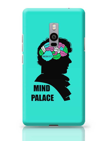 Mind Palace Illustration | Sherlock Holmes OnePlus Two Covers Cases Online India
