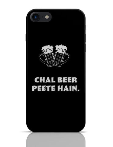 Chal Beer Peete Hain | Funny iPhone 7 Covers Cases Online India