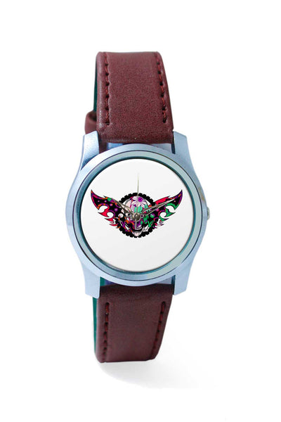 Women Wrist Watch India | Skull Rider | Quirky Ride Wrist Watch Online India