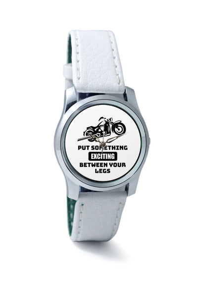 Women Wrist Watch India | Something Intresting Between Your Legs | Rider's Story Wrist Watch Online India