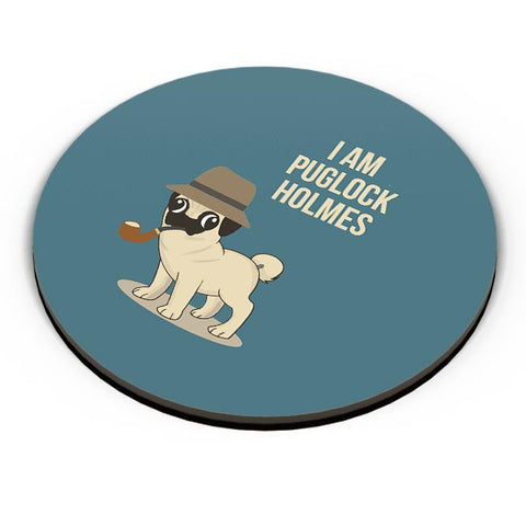 I Am Puglock Holmes | For Pug Lovers Fridge Magnet Online India