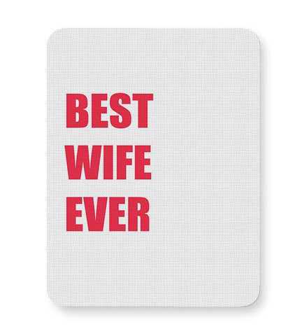 Best Wife Ever Mousepad Online India