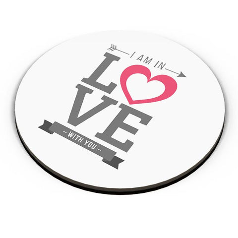 I Am In Love | Valentine'S Day Fridge Magnet Online India