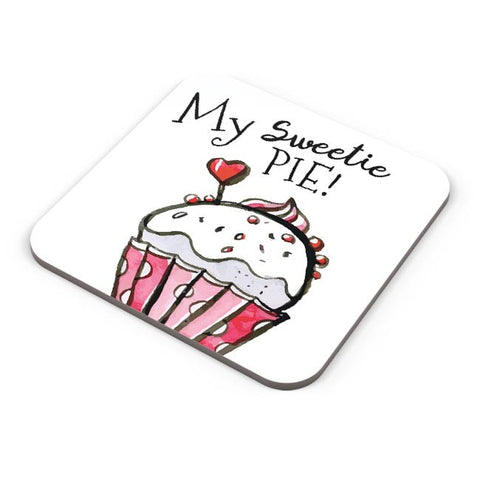 My Sweetie Pie | For Couples Him/Her Coaster Online India