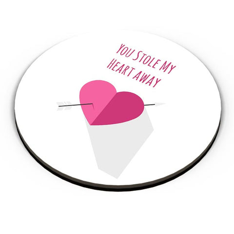 You Stole My Heart Away | For Couples Him/Her Fridge Magnet Online India