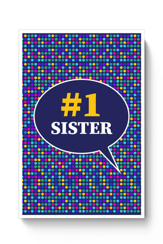 #1sister Poster Online India