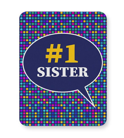 #1sister Mousepad Online India