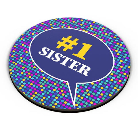 #1sister Fridge Magnet Online India