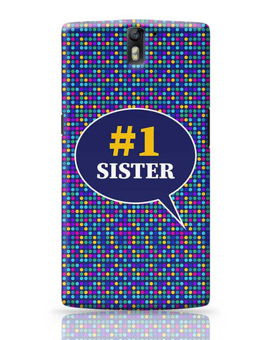 #1sister OnePlus One Covers Cases Online India