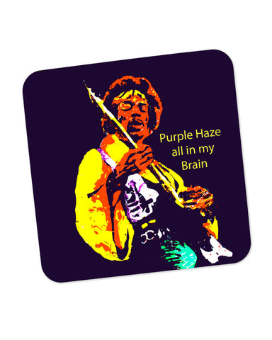 Purple Haze Jimi Hendrix Coaster Online India