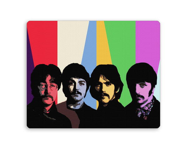 Mouse Pads | Beatles Fan Art Mouse Pad Online India | PosterGuy.in