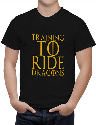 Buy train to ride dragons Woman T-Shirts Online India | train to ride dragons T-Shirt | PosterGuy.in