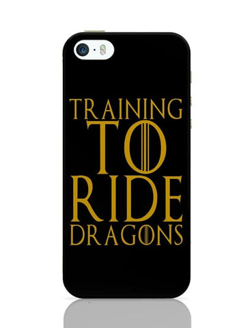 iPhone 5 / 5S Cases & Covers | train to ride dragons iPhone 5 / 5S Case Cover Online India