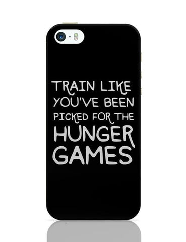 iPhone 5 / 5S Cases & Covers | Train for hunger games iPhone 5 / 5S Case Cover Online India