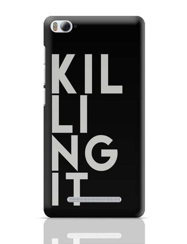 Xiaomi Mi 4i Covers | killing it Xiaomi Mi 4i Case Cover Online India