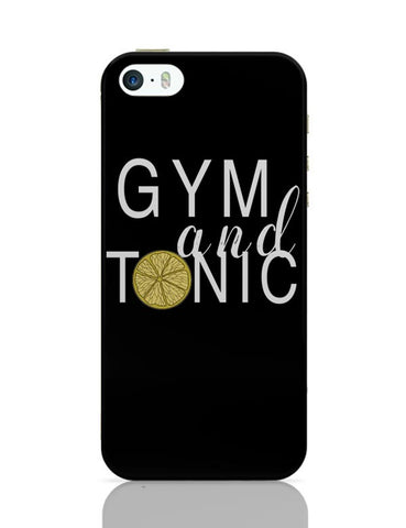 iPhone 5 / 5S Cases & Covers | Gym And Tonic iPhone 5 / 5S Case Cover Online India