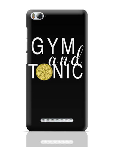 Xiaomi Mi 4i Covers | Gym And Tonic Xiaomi Mi 4i Case Cover Online India