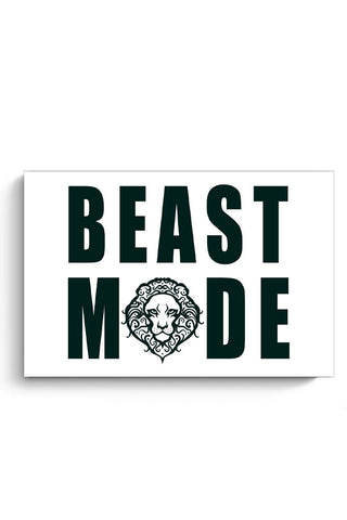 Posters Online | beast mode Poster Online India | Designed by: Harsh Arya