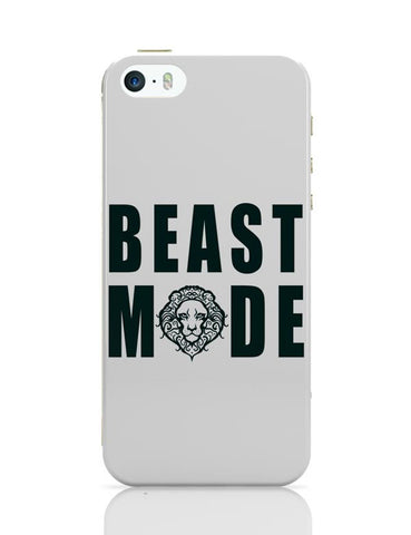 iPhone 5 / 5S Cases & Covers | beast mode iPhone 5 / 5S Case Cover Online India