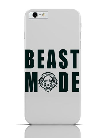 iPhone 6/6S Covers & Cases | beast mode iPhone 6 / 6S Case Cover Online India