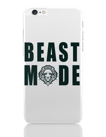 iPhone 6 Plus/iPhone 6S Plus Covers | beast mode iPhone 6 Plus / 6S Plus Covers Online India