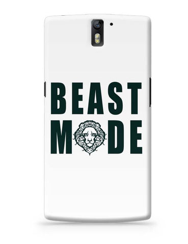 OnePlus One Covers | beast mode OnePlus One Case Cover Online India