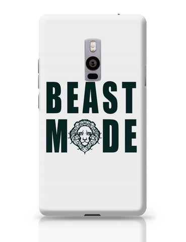 OnePlus Two Covers | beast mode OnePlus Two Case Cover Online India