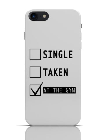 At The Gym | Funny iPhone 7 Covers Cases Online India