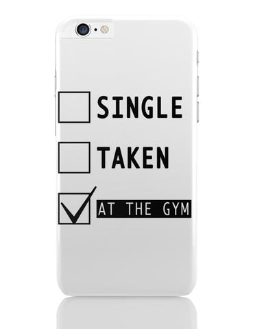 iPhone 6 Plus/iPhone 6S Plus Covers | At The Gym | Funny iPhone 6 Plus / 6S Plus Covers Online India