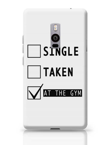OnePlus Two Covers | At The Gym | Funny OnePlus Two Case Cover Online India