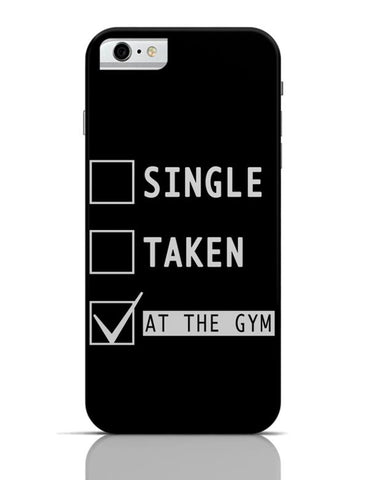 iPhone 6/6S Covers & Cases | At The Gym | Funny iPhone 6 / 6S Case Cover Online India