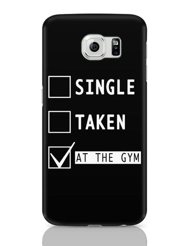 Samsung Galaxy S6 Covers | At The Gym | Funny Samsung Galaxy S6 Case Covers Online India
