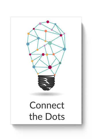 Connect The Dots Poster Online India