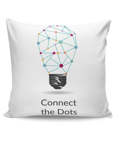 Connect The Dots Cushion Cover Online India