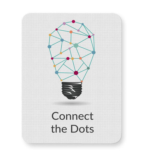 Connect The Dots Mousepad Online India