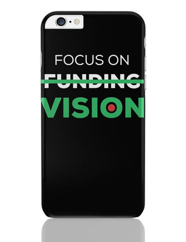 Focus On Vision iPhone 6 Plus / 6S Plus Covers Cases Online India