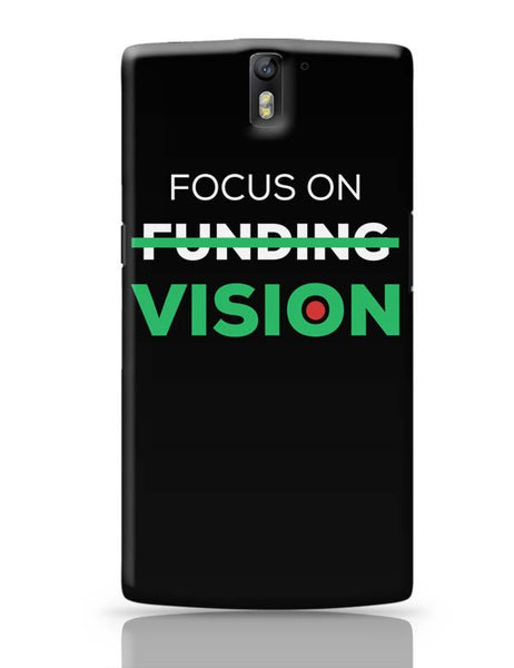 Focus On Vision OnePlus One Covers Cases Online India