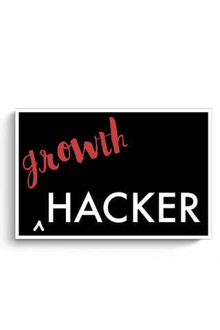 Growth Hacker Poster Online India