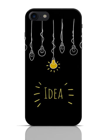 Idea | Motivational Illustration iPhone 7 Covers Cases Online India