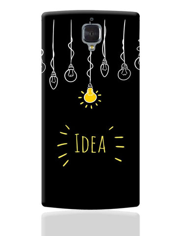 Idea | Motivational Illustration OnePlus 3 Cover Online India