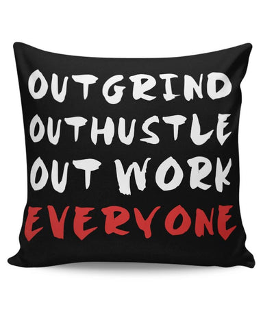 Outwork Everyone Cushion Cover Online India