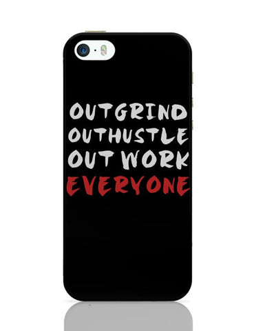 Outwork Everyone iPhone Covers Cases Online India