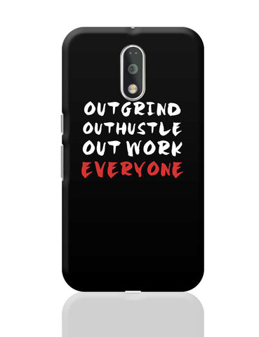 Outwork Everyone Moto G4 Plus Online India