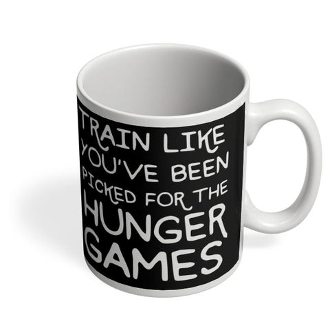 Picked For Hunger Games Coffee Mug Online India