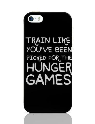 Picked For Hunger Games iPhone Covers Cases Online India