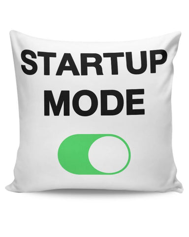 Startup Mode On Cushion Cover Online India