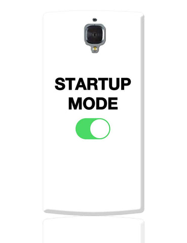 Startup Mode On OnePlus 3 Cover Online India