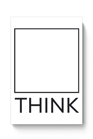 Think Outside The Box Poster Online India