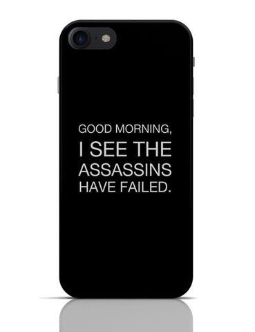 Good Morning! Funny iPhone 7 Covers Cases Online India